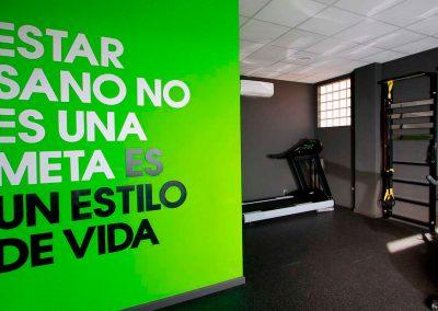 Sala 2, estar sano no es una meta, es un estilo de vida